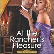 Spotlight & Giveaway: At The Rancher's Pleasure by Joss Wood