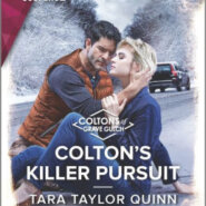 Spotlight & Giveaway: Colton's Killer Pursuit by Tara Taylor Quinn