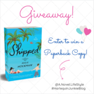 IG #Giveaway: SHIPPED by Angie Hockman