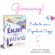 Instagram #Giveaway: Enjoy the View by Sarah Morgenthaler