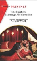 Spotlight & Giveaway: The Sheikh's Marriage Proclamation by Annie West