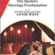 REVIEW: The Sheikh's Marriage Proclamation by Annie West
