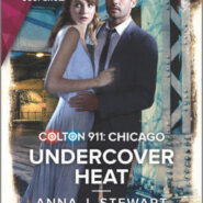 Spotlight & Giveaway: UNDERCOVER HEAT by Anna J Stewart