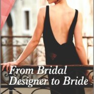 REVIEW: From Bridal Designer to Bride by Kandy Shepherd