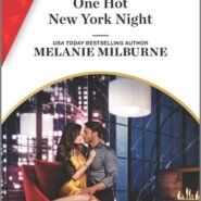 REVIEW: One Hot New York Night by Melanie Milburne