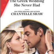 REVIEW: The Greek Wedding She Never Had by Chantelle Shaw