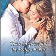 REVIEW: Twin Surprise for the Baby Doctor byAmy Ruttan