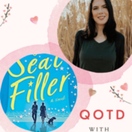 QOTD Spotlight and #Giveaway:  THE SEAT FILLER