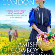 Spotlight & Giveaway: The Amish Cowboy's Homecoming by Ophelia London