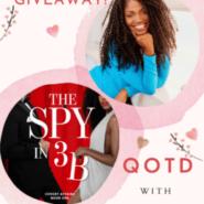 QOTD Spotlight and #Giveaway with author @NanaMalone