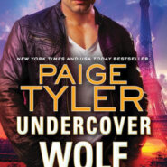 Spotlight & Giveaway: Undercover Wolf by Paige Tyler