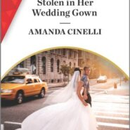 REVIEW: Stolen in Her Wedding Gown by Amanda Cinelli