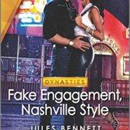 REVIEW: Fake Engagement, Nashville Style by Jules Bennett