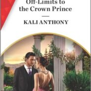 REVIEW: Off Limits to the Crown Prince by Kali Anthony