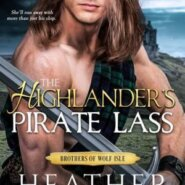 Spotlight & Giveaway: The Highlander's Pirate Lass by Heather McCollum