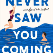 REVIEW: Never Saw You Coming by Erin Hahn